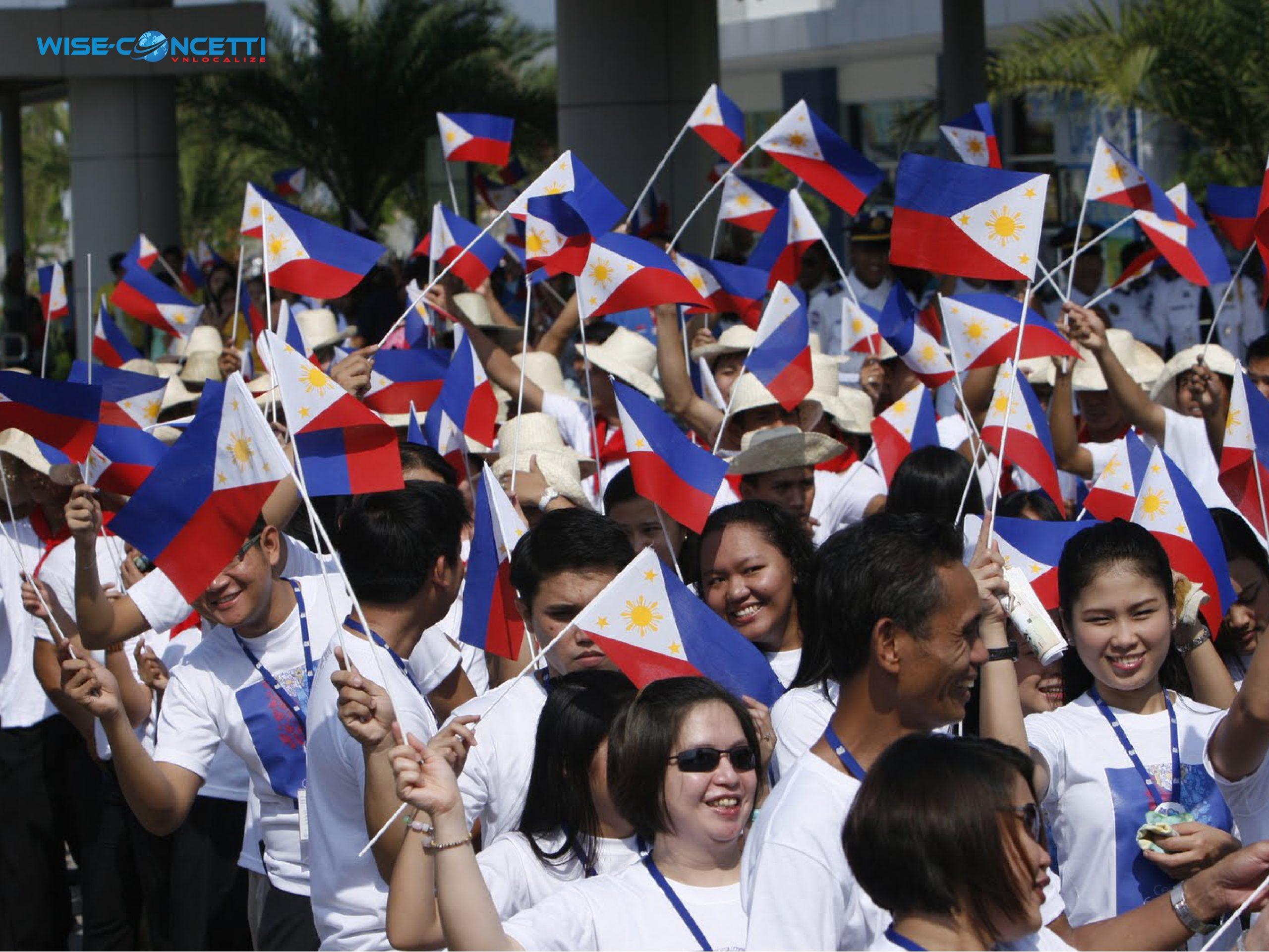 Filipino language facts