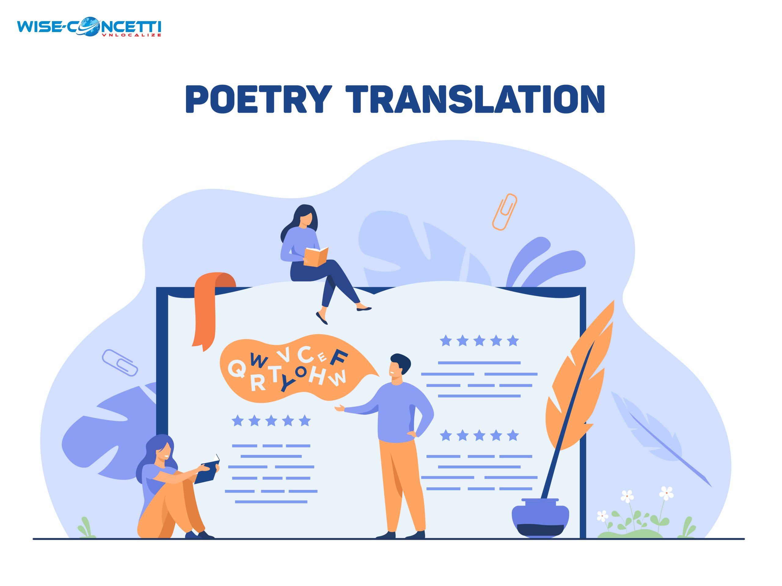 Problems in Translating Poetry